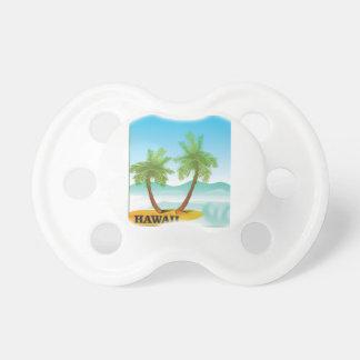 Hawaii cruise dummy