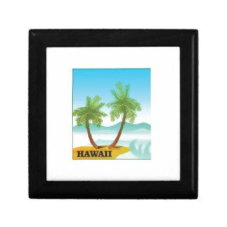 Hawaii cruise gift box