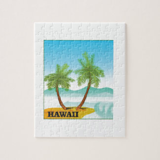 Hawaii cruise jigsaw puzzle
