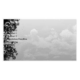Hawaii dazzles Double-Sided standard business cards (Pack of 100)