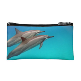 Hawaii Dolphins Cosmetic Bag