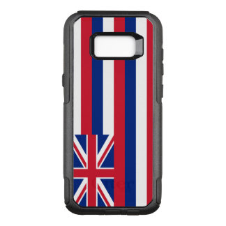 Hawaii Flag Otterbox Samsung Galaxy S8 Case