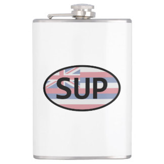 Hawaii Flag Standup Paddling Flasks