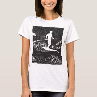 Hawaii Full moon surfing 167 T-Shirt