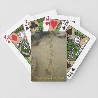 Hawaii Green Sands Beach Poker Deck