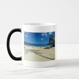 Hawaii Hanauma Bay Beach Magic Mug