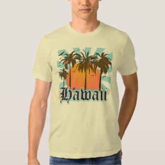 Hawaii Hawaiian Islands Sourvenir T-shirt