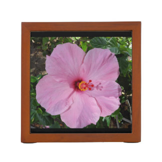 Hawaii Hibiscus Flowe Desk Organiser