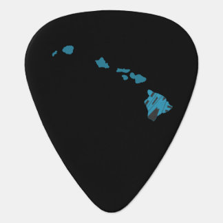 Hawaii Home State Plectrum