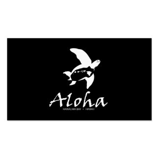 Hawaii Honu Turtle Pack Of Standard Business Cards