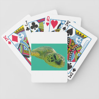 Hawaii Honu Turtle Poker Deck