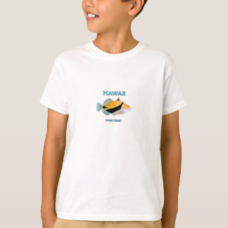 Hawaii Humu Humu Fish T-Shirt