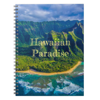 Hawaii Inspired Notebook
