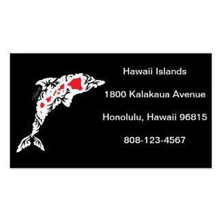 Hawaii Islands Pack Of Standard Business Cards