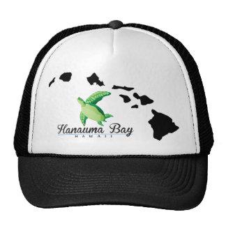 Hawaii Islands - Turtle Mesh Hats