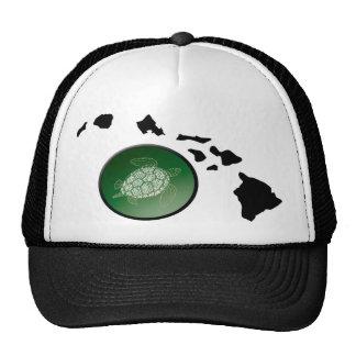 Hawaii Islands - Turtle Hat