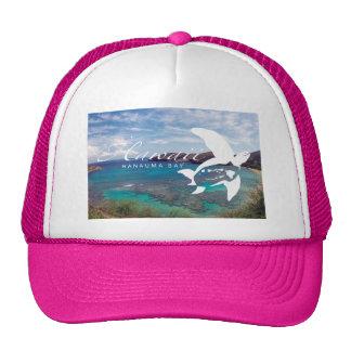 Hawaii Islands Turtle Honu Cap