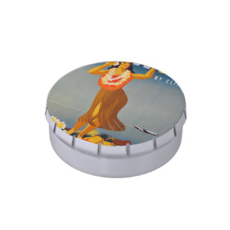 Hawaii Jelly Belly Candy Tin