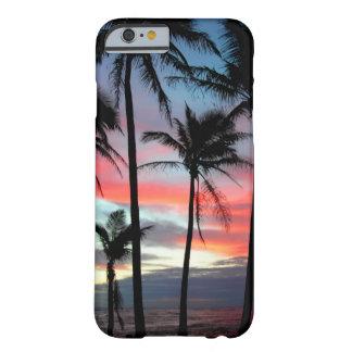 Hawaii Kauai iPhone 6 case - Kapaa Sunrise Barely There iPhone 6 Case