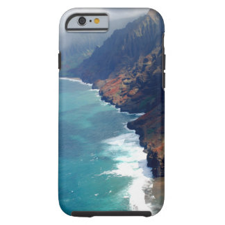 Hawaii Kauai iPhone 6 case - Na Pali Coast - Kalal Tough iPhone 6 Case