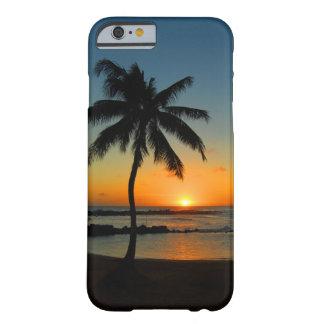 Hawaii Kauai iPhone 6 case - Poipu Beach Sunset Barely There iPhone 6 Case