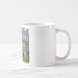 Hawaii King Kamehameha Modern Coffee Mug