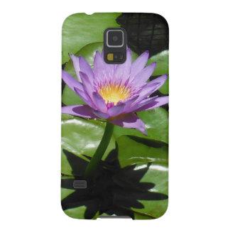 Hawaii Lotus Flower Galaxy S5 Cover