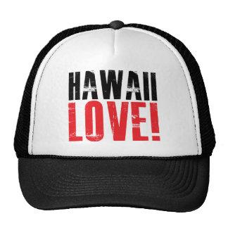 Hawaii Love Hats