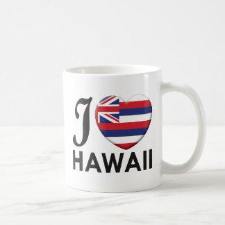 Hawaii Love Coffee Mug
