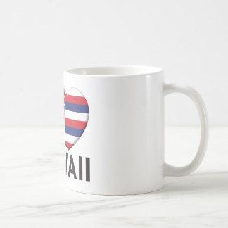 Hawaii Love Mug