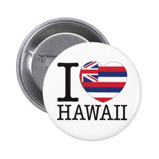 Hawaii Love v2 Pins