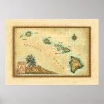 Hawaii Map, sizes 2