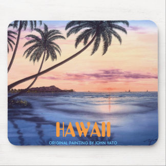 HAWAII MOUSE PAD