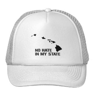 Hawaii: No Hate In My State Cap