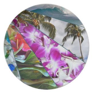 Hawai'i No Ka Oi Plate