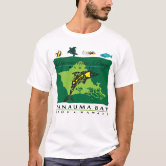 Hawaii Oahu Dolphin Islands T-Shirt