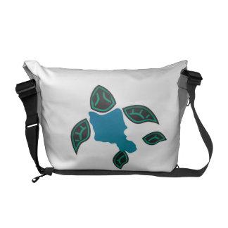 Hawaii Oahu Turtle Commuter Bag