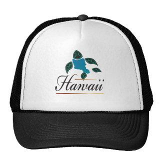Hawaii Oahu Turtle Island Cap