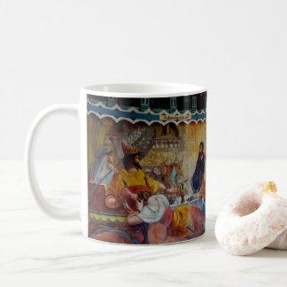 Hawaii Painted Church  Wooden Churches Coffee Mug