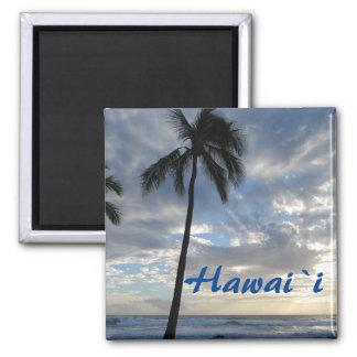 Hawaii Palm Tree by Ocean Magnet