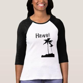 Hawaii Palm Tree T-Shirt