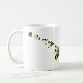 Hawaii Palms Coffee Mug