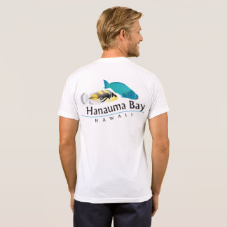 Hawaii Parrot Fish and Trigger Fish Islands T-Shirt
