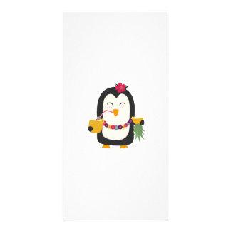 Hawaii Penguin Photo Cards