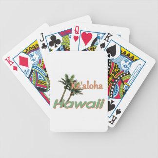 HAWAII POKER DECK