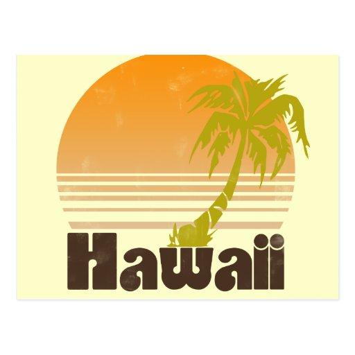 Hawaii Post Cards