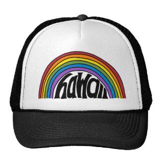 Hawaii Rainbow Cap