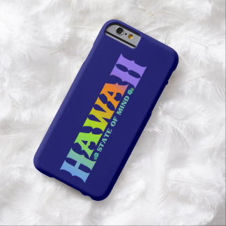 Hawaii Rainbow Colors iPhone case