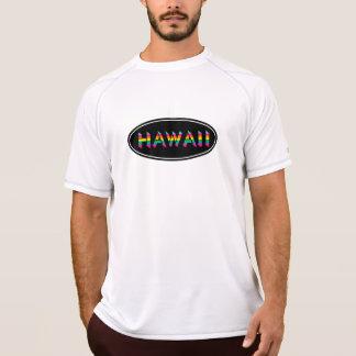 Hawaii Rainbow Super Sweet Oval T-Shirt