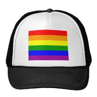 Hawaii Rainbows Hats